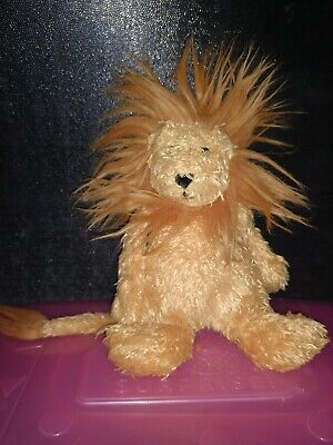 """JELLYCAT Squiggle Lion 9"""" CUTE!"""