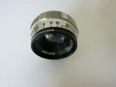 MEOPTA BELAR f/4.5, 75MM ENLARGING LENS