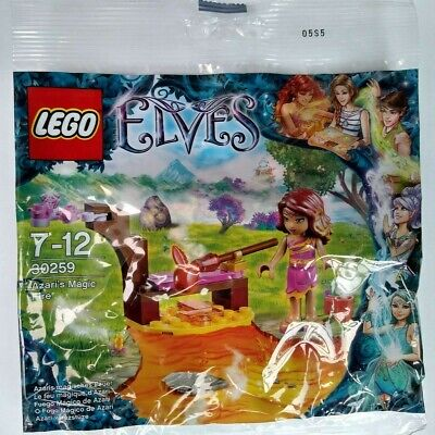 New Sealed Lego Elves Azari/'s Magic Fire 30259