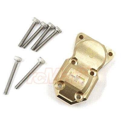 Hot Racing Brass 9g Diff Cover For Axial SCX24 1:24 RC Cars Crawler
