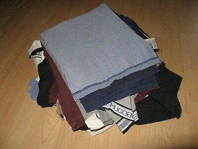 Worn Once Boys Summer Clothes Bundle Jeans T-Shirts Joggers & Swimwear Age 12-13