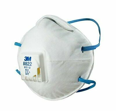 3M 8822 FFP2 Particulate Respirator Face Mask