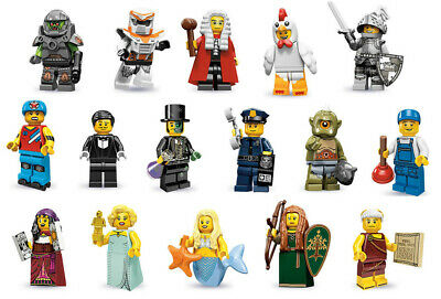 Authentic LEGO Collectible Minifigures Series 14 Pick Your Own!