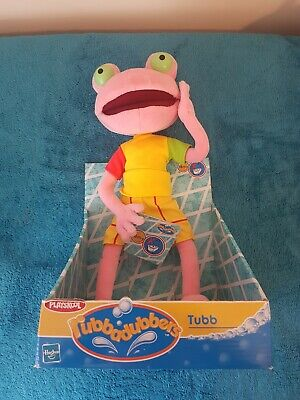 Rubbadubbers TUBB Plush Toy Playskool
