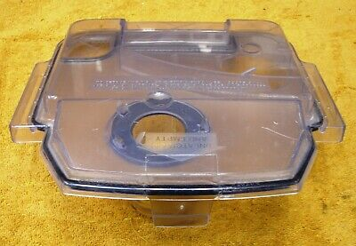 New Hoover Dual V Steam Vac Recovery Tank Lid 91001079