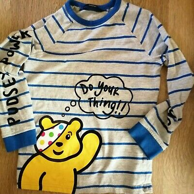 Children in Need Pudsey Maze Long Sleeve T-shirt