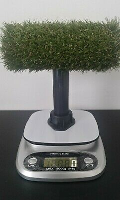 Falconry Scales Made with Real AstroTurf plus Free Whistle on Lanyard