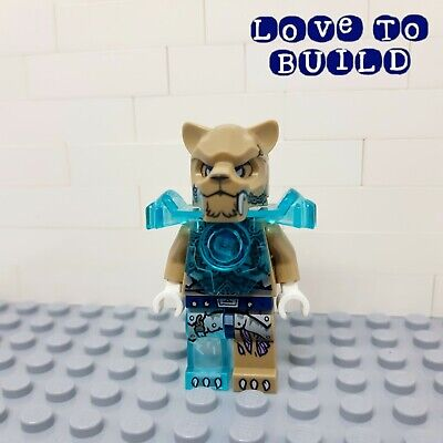NEW LEGO Saraw FROM SET 70227 LEGENDS OF CHIMA LOC152