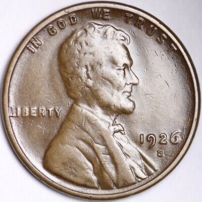 1930-D Lincoln Wheat Cent in Very Good Condition ~ $20 ORDERS SHIP FREE! VG