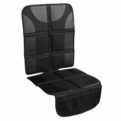 Car Seat Protector with Thickest Padding - XL Size, Durable, Waterproof Fabric