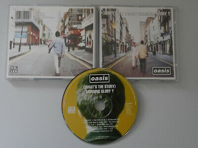 Oasis (What's The Story) Morning Glory (1995)