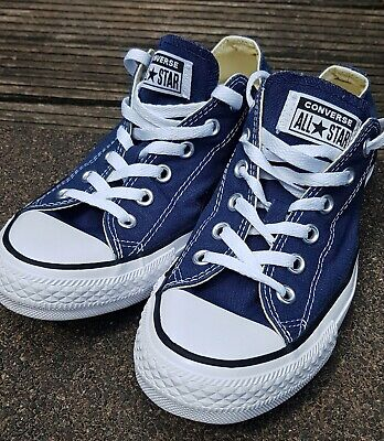 EDLE*CONVERSE ALL STAR OX Sneaker*SchwarzGOLD*36*CHUCKS
