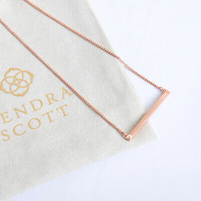 Kendra Scott Arleen Pendant Necklace In Crushed Gold Mica