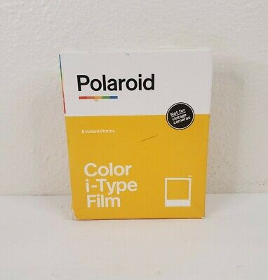 Polaroid Originals 4668 Color Glossy Instant Film for i-Type Cameras