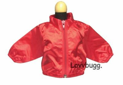 """Blue Pea Coat Jacket Girl or Boy 18/"""" or Baby Doll Clothes LOVVBUGG VARIETY"""