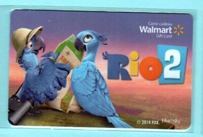 Alvin and the Chipmunks 2012 Gift Card Canada $0 WALMART