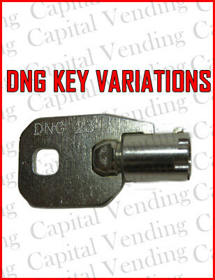 Dixie Narco DNG Keys by code -