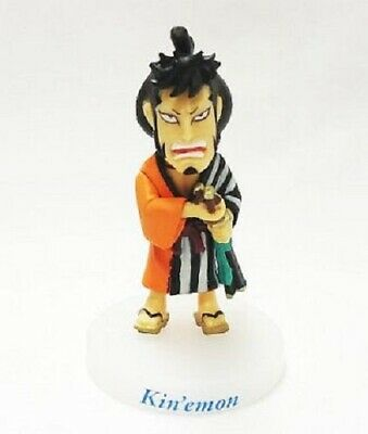 *B0399-9 BANDAI One Piece Collection Figure Punk Hazard Shambles Smoker Tashigi