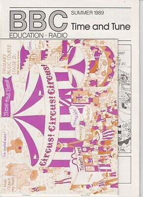 Vintage Time and Tune SEA THUNDER 1994 BBC Schools Broadcasts