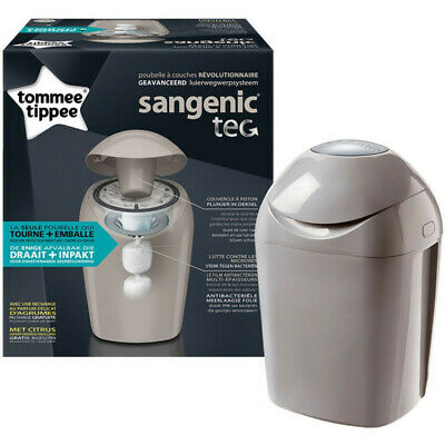 Poubelle à couches TOMMEE TIPPEE sangenic tec - NEUF
