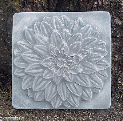 """Horse stepping stone plastic mold concrete plaster mould 10/"""" x 1.25/"""" thick"""