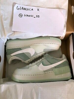 NIKE AIR FORCE 1 Shadow Donna Bianco (CI10919100) EUR 110