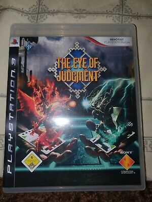 Eye of Judgment Biolith Rebellion EARTH EMPEROR Starter Deck Playstation 3