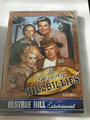 The Beverly Hillbillies Classic 1960/'s TV Show Sealed Box of Cards by Eclipse