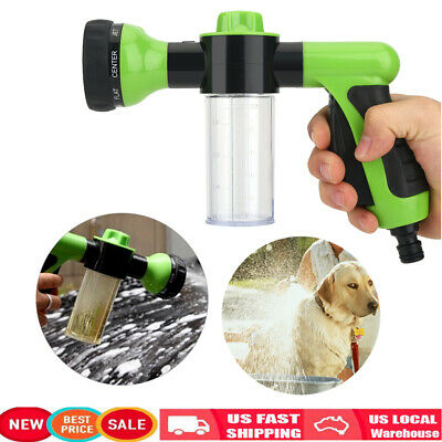 New Portable Car Washing 6M Foam Gun Cleaning Water Soap Sprayer Cleaner