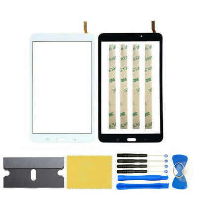 For Samsung Galaxy Tab 4 8.0 SM-T330 Touch Glass Screen Digitizer Replacement