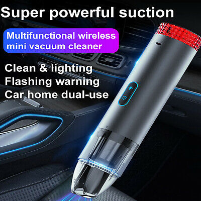 for Baseus 5000Pa Electric Car Vacuum Cleaner Wireless Strong Suction Portable
