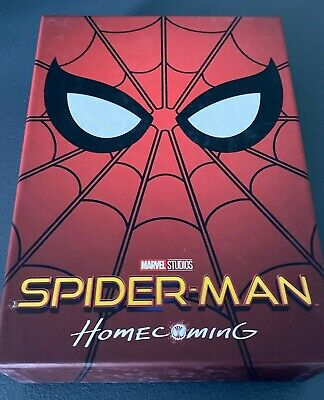 Spiderman Homecoming Coffret Exclusive Bluray + Dvd + Goodies + Box