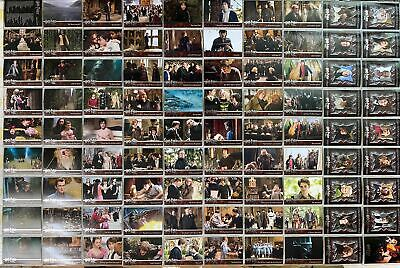 Harry Potter and the Goblet of Fire Base Card Set 90 Cards Artbox 2005