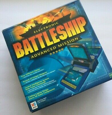 2000 Electronic Battleship Advanced Mission 5 Replacement Ships    Lot# A1