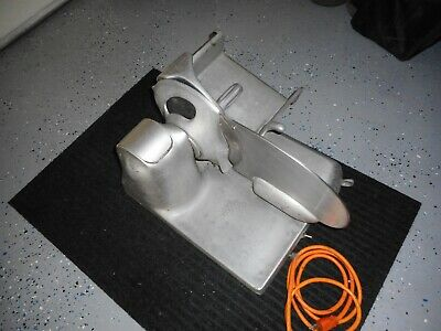 Vintage Hobart 410 Meat And Cheese Deli Slicer