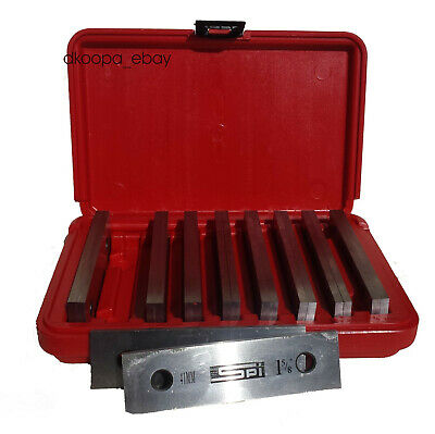 Parallel Set 14 Steel Matched Pairs 150x8x14-50 mm PB150-2 Milling Tools
