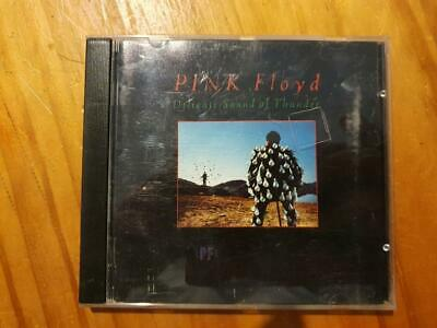 Pink Floyd  Delicate Sound of Thunder CD Good Used Cond