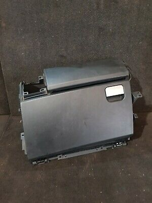 Land Rover Discovery 3 Range Rover Sport Complete Upper Lower Glove Box Black