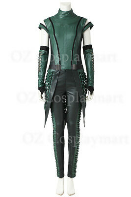 Guardians of the Galaxy Vol. 2 Mantis Brandt Outfit Halloween Cosplay Costume