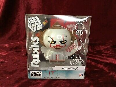 Megahouse Charaction CUBE IT// THE END Pennywise Twist Puzzle Movie Japan