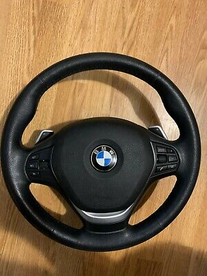BMW F20 F22 F30 F32 F33 M-TECH WIRING TOUCH DETECTION//VIBRO//PADDLES//HEATING full