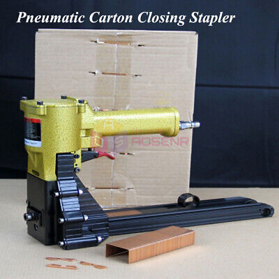 Pneumatic Carton Closer Box Sealing Machine Carton Sealer Box Staplers Nail Gun