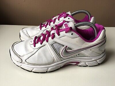 Ciao ciao vocale ascoltatore  NIKE DART 9 IMPACT GROOVE ladies white sport trainers size 6/40 - £14.00 |  PicClick UK