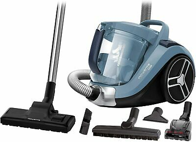 Rowenta Compact Power Cyclonic Xl Animal Ro4871 Vacuum Cleaner Engine Effitech 356 91 Picclick Uk