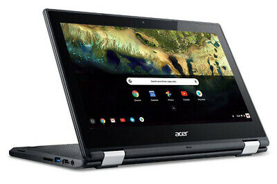 "Acer Chromebook Laptop Flip 11.6"" Touchscreen Intel Celeron 16GB SSD Chrome OS"
