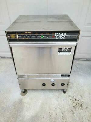 Cma L-1X Undercounter Commercial Dishwasher