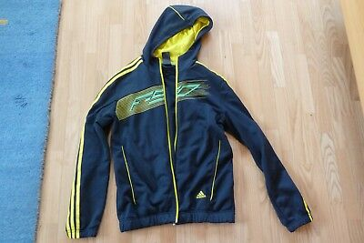 ADIDAS F50 Kinder Trainingsjacke Jacke ClimaProof Wind