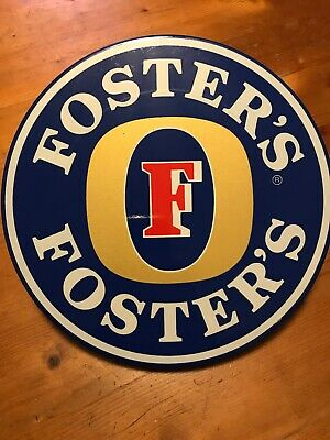 Fosters Lager Bunting Pub Shed Bar Man Cave