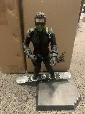 New Goblin Jame Franco 1//6 Brown Box Open New Hot Toys MMS151 Spiderman 3