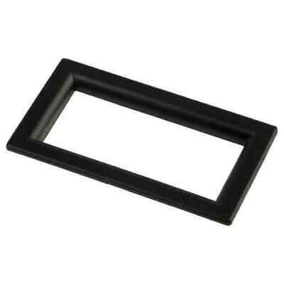 Lcd Display Bezel Blk W/Clr Lens